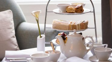 Moorhill House Hotel and Beaulieu Hotel Traditional Afternoon Tea